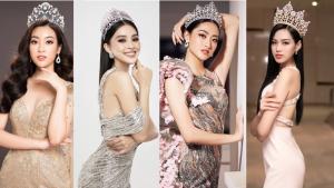 Cùng tận mắt ngắm nhìn những chiếc vương miện danh giá nhất Việt Nam và tiết lộ về người phụ nữ tạo ra ánh hào quang cho các tân hoa hậu.