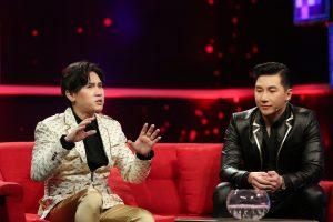 """Ca sĩ Nguyên Vũ thẳng thắng chia sẻ quan điểm về """"ca sĩ hết thời"""" tại chương trình Giải mã tri kỷ"""
