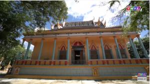 Sắc màu văn hoá Khmer An Giang