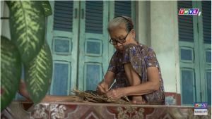Nghề đan đệm bàng ở Ba Chúc