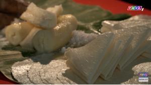 Thảo thơm bánh phồng Ba Chúc