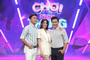 """Chơi game show cùng chồng Thanh Duy, Kha Ly tuyên bố: """"Chơi hết tiền em bù"""""""