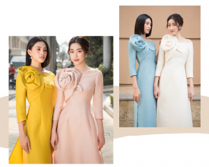 Vừa thử sức kinh doanh thời trang, Hoa Hậu Mỹ Linh lui vào hậu trường ủi đồ cho Model chính