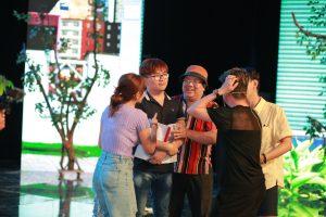 Thú cưng của Khả Như khiến Đàm Vĩnh Hưng, Cẩm Ly thích thú náo loạn cả phim trường