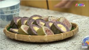 Hương vị bánh Tét Tây Đô