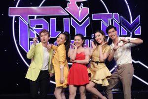 """4 ca sĩ Kiều Oanh, Bích Ly, Tuyết Mai & Hoàng Ngọc Sơn so tài """"diễn xuất"""" trong Truy tìm cao thủ"""