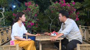 Phút thư giãn: Lê Nam đổi lỗi trắng trợn cho Kiều Ngân