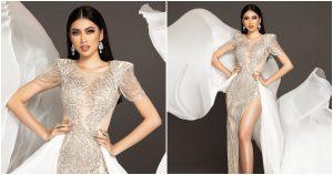 Lộ diện trang phục dự thi Bán kết của Á hậu Ngọc Thảo tại đấu trường quốc tế