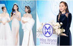Chính thức khởi động Miss World Vietnam 2021
