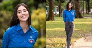 Hoa Hậu Tiểu Vy trở thành đại diện Thanh niên tiêu biểu