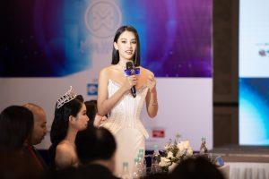 """""""Bà trùm Hoa hậu"""" Phạm Kim Dung: """"Tiểu Vy làm giám khảo Miss World Vietnam 2021 là hiển nhiên"""""""