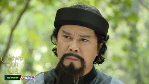 """Nghiệp sinh tử P2 tập 5: """"Phán quan"""" Công Hậu lại tìm Thổ địa hỏi chuyện vì lo lắng cho nàng """"hồ ly"""" Quỳnh Lam"""
