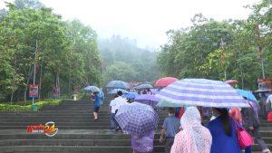 Hơn 30.000 người hành hương về Đền Hùng trước ngày Giỗ Tổ