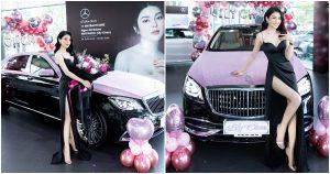 """""""Ngọc nữ bolero"""" Lily Chen bán đất tậu xe gần 9 tỷ đồng"""