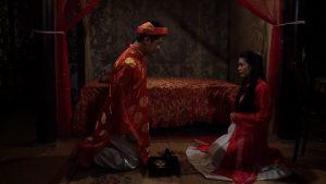 Nghiệp sinh tử P2 Tập 19-20: Giữ trọn lời hẹn ước, Quỳnh Giao đi tìm Hoàng Anh để cùng đầu thai