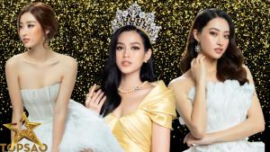 """Đỗ Mỹ Linh, Lương Thuỳ Linh xuất hiện trong clip giới thiệu Miss World 2021, Đỗ Hà được fan """"réo tên"""""""