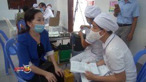 Ninh Thuận triển khai tiêm Vắc xin ngừa Covid-19
