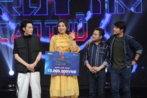 """Phạm Yến """"ẵm"""" 10 triệu nhưng vẫn sợ Nguyễn Văn Chung """"cạch mặt"""" trong Truy Tìm Cao Thủ"""