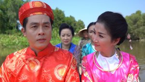 """Nghiệp sinh tử P2 Tập 41: Quỳnh Lam """"vỡ mộng"""" tưởng được kết duyên với Hòa Hiệp"""