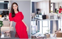 Hoa hậu Lương Thuỳ Linh tậu penthouse ở tuổi 21