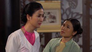 """Nghiệp sinh tử P2 Tập 42: Quỳnh Lam """"bần thần"""" khi biết chồng mình không phải """"cậu Tư"""" Hòa Hiệp"""