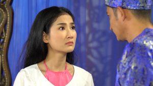 """Nghiệp sinh tử P2 Tập 44: Quỳnh Lam chua xót trước sự nhu nhược của """" cậu Tư"""" Hòa Hiệp"""