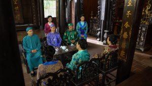 """Nghiệp sinh tử P2 Tập 47: Quỳnh Lam bắt tay vào kế hoạch """"sờ gáy"""" từng người trong Trương gia."""