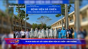 TP. HCM khảo sát xây dựng bệnh viện dã chiến 1.000 giường