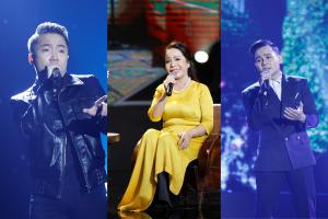"""""""Bản sao"""" Tuấn Hưng & Quang Vinh """"so kè"""" cùng Khánh Ly """"thời trẻ"""" trong trailer tập 13"""