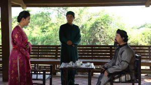 """Nghiệp sinh tử P2 Tập 57: Thanh Hiền gửi gắm con, khuyên """"mợ Ba"""" Quỳnh Lam buông bỏ oán hận"""