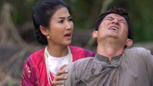 """Nghiệp sinh tử P2 Tập 63: """"Mợ Ba"""" Quỳnh Lam tung """"diệu kế"""" cứu chồng"""