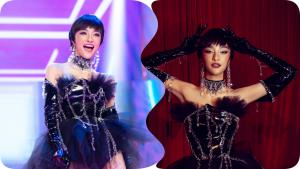 """Fan Việt """"nở mũi"""" bắt gặp vũ điệu OK của Lona Kiều Loan được hot tiktoker người Nga cover"""