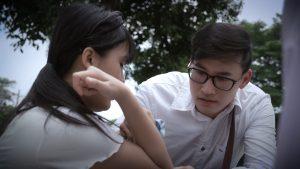 """Hà Trí Quang viết thư tỏ tình nhưng bị """"crush"""" từ chối"""