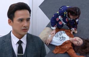 """Vân Trang gặp tai nạn nghiêm trọng, vì cứu """"em gái"""" Lương Thế Thành"""