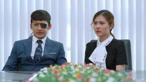 Canh bạc tình yêu tập 95: Lương Thế Thành tự đóng giả chính mình theo yêu cầu của Vân Trang