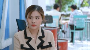 """Canh bạc tình yêu tập 94: Vân Trang """"rối não"""" vì Lương Thế Thành cứ nửa thật nửa đùa"""