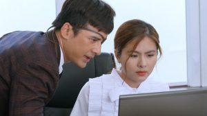 Canh bạc tình yêu tập 97: Vân Trang vô tình lấy lại được niềm tin của Lương Thế Thành