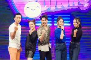 """Dàn diễn viên truyền hình khiến MC Quốc Bảo """"cạn lời"""" vì hát… ngang như cua"""