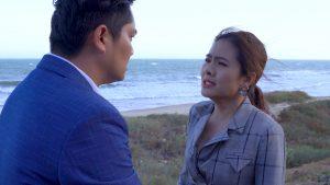 """Canh bạc tình yêu tập 98: Minh Luân bị hụt hẫng vì """"tình cũ"""" Vân Trang khẳng định chỉ yêu Lương Thế Thành"""