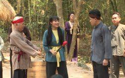 Đóng vai mẹ ghẻ, Kiều Trinh lập mưu ám hại con chồng Cẩm Lynh trong phim cổ trang Nghiệp sinh tử